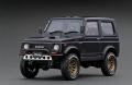 【SALE】ignition model(イグニッションモデル) 1/18 SUZUKI Jimny (JA11) Black ★生産予定数:100pcs