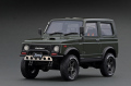 【SALE】ignition model(イグニッションモデル) 1/18 SUZUKI Jimny (JA11) Green ★生産予定数:100pcs