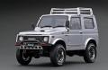 ignition model(イグニッションモデル) 1/18 SUZUKI Jimny (JA11) Silver ★生産予定数:100pcs