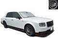 [予約]ignition model(イグニッションモデル) 1/43 トヨタ センチュリー (UWG60) GRMN ホワイト ★生産予定数:140pcs ※Normal-Wheel