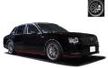 [予約]ignition model(イグニッションモデル) 1/43 トヨタ センチュリー (UWG60) GRMN ブラック ★生産予定数:120pcs ※Normal-Wheel