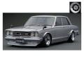 [予約]ignition model(イグニッションモデル) 1/18 日産 スカイライン 2000 GT-R (PGC10) シルバー ※Hayashi-Wheel  ★生産予定数:120pcs