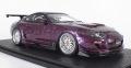 [予約]ignition model(イグニッションモデル) 1/18 トヨタ スープラ (JZA80) RZ パープル ★生産予定数:120pcs