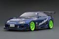 【SALE】ignition model(イグニッションモデル) 1/18 Toyota Supra (JZA80) RZ ORIDO-STREET Ver. Blue ★生産予定数:120pcs