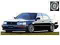 [予約]ignition model(イグニッションモデル) 1/43 トヨタ セルシオ(F10) ブラック ★生産予定数:120pcs ※BB-Wheel