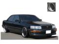 [予約]ignition model(イグニッションモデル) 1/43 トヨタ セルシオ(F10) ブラック ★生産予定数:100pcs ※ZA-Wheel