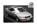 [予約]ignition model(イグニッションモデル) 1/43 トヨタ セルシオ (F10) シルバー ★生産予定数:100pcs