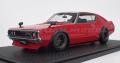 [予約]ignition model(イグニッションモデル) 1/18 日産 スカイライン 2000 GT-R (KPGC110) レッド ★生産予定数:100pcs