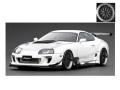 [予約]ignition model(イグニッションモデル) 1/12 トヨタ スープラ (JZA80) RZ ホワイト ★生産予定数:120pcs