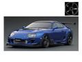 [予約]ignition model(イグニッションモデル) 1/12 トヨタ スープラ (JZA80) RZ ブルー ★生産予定数:100pcs