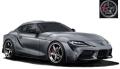 [予約]ignition model(イグニッションモデル) 1/18 GR Supra RZ (A90) マットグレーメタリック ★生産予定数:140pcs