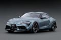 【SALE】ignition model(イグニッションモデル) 1/18 GR Supra RZ (A90) Matte storm Gray Metallic ★生産予定数:100pcs
