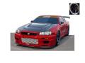[予約]ignition model(イグニッションモデル) 1/43 TOP SECRET GT-R (BNR34) レッドメタリック ★生産予定数:100pcs