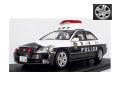 [予約]ignition model(イグニッションモデル) 1/18 トヨタ クラウン (GRS180) 警視庁 自動車警ら隊110号 ★生産予定数:140pcs