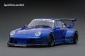[予約]ignition model(イグニッションモデル) 1/18 RWB 993 ブルーメタリック ★生産予定数:120pcs