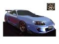[予約]ignition model(イグニッションモデル) 1/43 トヨタ スープラ (JZA80) RZ マットブルー ★生産予定数:100pcs