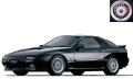 [予約]ignition model(イグニッションモデル) 1/18 マツダ サバンナ RX-7 Infini (FC3S) ブラック ★生産予定数:100pcs