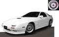 [予約]ignition model(イグニッションモデル) 1/18 マツダ サバンナ RX-7 Infini (FC3S) ホワイト ★生産予定数:120pcs
