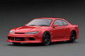 【SALE】ignition model(イグニッションモデル) 1/18 VERTEX S15 Silvia レッド ★生産予定数:120pcs