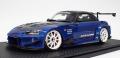 ignition model(イグニッションモデル) 1/18 J'S RACING S2000 (AP1) ブルーメタリック ★生産予定数:100pcs