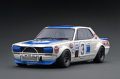 【SALE】ignition model(イグニッションモデル) 1/18 Nissan Skyline 2000 GT-R (KPGC10) (#3) 1971 Fuji Masters 250km ★生産予定数:120pcs