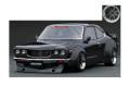 [予約]ignition model(イグニッションモデル) 1/18 マツダ サバンナ (S124A) Racing ブラック ★生産予定数:100pcs