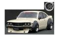 [予約]ignition model(イグニッションモデル) 1/18 マツダ Savanna (S124A) Racing ホワイト ★生産予定数:100pcs