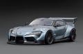 【SALE】gnition model(イグニッションモデル) 1/18 PANDEM Supra (A90) Matte Gray Metallic ★生産予定数:100pcs