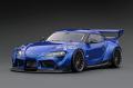 【SALE】ignition model(イグニッションモデル) 1/18 PANDEM Supra (A90) Blue Metallic ★生産予定数:120pcs