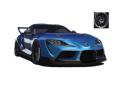 [予約]ignition model(イグニッションモデル) 1/18 PANDEM Supra (A90) Blue Metallic ★生産予定数:120pcs
