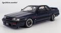 ignition model(イグニッションモデル) 1/43 日産 スカイライン GTS-R (R31) ブルーブラック ★生産予定数:140pcs