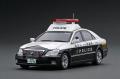 ignition model(イグニッションモデル) 1/43 トヨタ クラウン (GRS180) 神奈川県警 自動車警ら隊 001号 ★生産予定数:100pcs