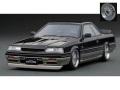 [予約]ignition model(イグニッションモデル) 1/18 Nissan Skyline GTS-R (R31)ブラック/ガンメタリック ★生産予定数:120pcs