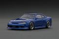 ignition model(イグニッションモデル) 1/43 VERTEX S15 Silvia Blue Metallic ★生産予定数:120pcs