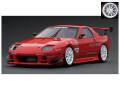 [予約]ignition model(イグニッションモデル) 1/43 Mazda RX-7 (FC3S) RE Amemiya Red ★生産予定数:120pcs