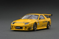 ignition model(イグニッションモデル) 1/43 Mazda RX-7 (FC3S) RE Amemiya Yellow ★生産予定数:100pcs