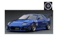 [予約]ignition model(イグニッションモデル) 1/43 Mazda RX-7 (FC3S) RE Amemiya Blue ★生産予定数:120pcs