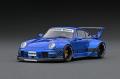 ignition model(イグニッションモデル) 1/43 RWB 993 ブルーメタリック ★生産予定数:120pcs