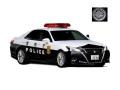 [予約]ignition model(イグニッションモデル) 1/18 トヨタ クラウン (GRS214) 警視庁高速道路交通警察隊車両 17号 ★生産予定数:140pcs