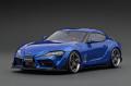 ignition model(イグニッションモデル) 1/18 GR Supra RZ (A90) ブルーメタリック ★生産予定数:100pcs