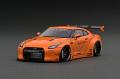 ignition model(イグニッションモデル) 1/43 LB-WORKS GT-R(R35) オレンジメタリック ★生産予定数:120pcs