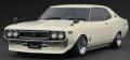 [予約]ignition model(イグニッションモデル) 1/18 Nissan Laurel 2000SGX (C130) ホワイト ★生産予定数:120pcs