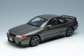 IDEA(イデア) 1/18 日産 スカイライン GT-R (BNR32) NISMO 1990(ガングレーメタリック) ※予定生産台数100台