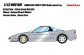 [予約]IDEA(イデア) 1/18 ホンダ NSX-R(NA1) 1994 オプションホイール シルバーストーンメタリック ※限定10台