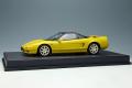 [予約]IDEA(イデア) 1/18 ホンダ NSX-R(NA1) 1994 オプションホイール インディイエローパール ※限定10台