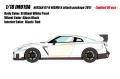[予約]IDEA(イデア) 1/18 日産 GT‐R NISMO Nアタックパッケージ 2017 ブリリアントホワイトパール(限定50台)