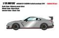 [予約]IDEA(イデア) 1/18 日産 GT‐R NISMO Nアタックパッケージ 2017 アルティメイトメタルシルバー(限定30台)
