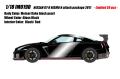 [予約]IDEA(イデア) 1/18 日産 GT‐R NISMO Nアタックパッケージ 2017 メテオフレークブラックパール(限定30台)