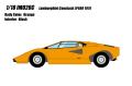 [予約]IDEA(イデア) 1/18 ランボルギーニカウンタックLP400 1974 オレンジ