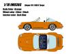 [予約]IDEA(イデア) 1/18 シンガー 911 (964) タルガ オレンジ